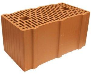 Блок керамический 12,4NF (Гжель)