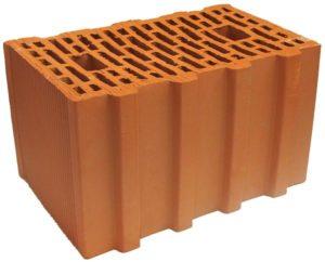 Блок керамический 14,3NF Гжель