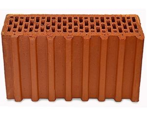 Блок керамический 5,2NF доборный (BRAER)